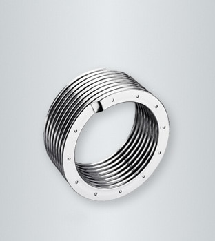 Intercambiador de calor Inox Radial